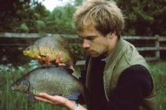 Bream & Crucian Carp from Claxton, 1986
