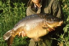 24lb 4oz carp from Park View