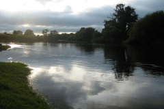 Widdington in Summer Flood ideal for Barbel