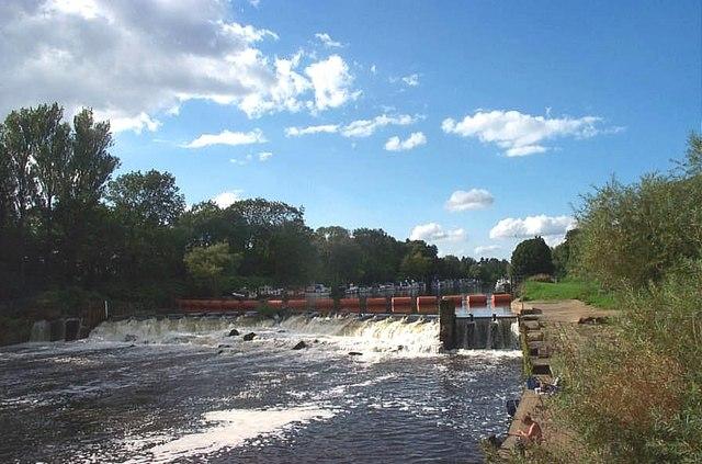 YDAA - River Ouse - Naburn