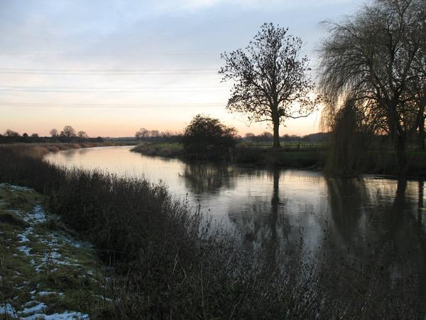YDAA - River Derwent - Stamford