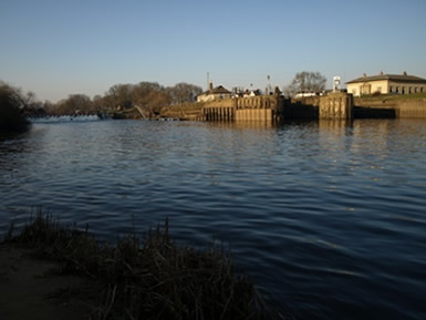 YDAA - River Ouse - Acaster